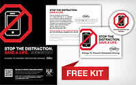 Distracted Driving Kit