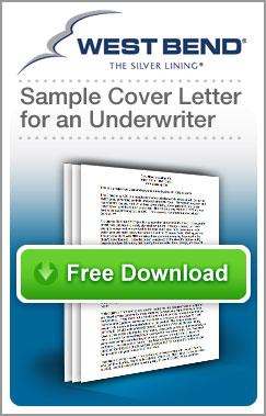 Sample Cover Letter Underwriters