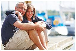 couple-on-dock