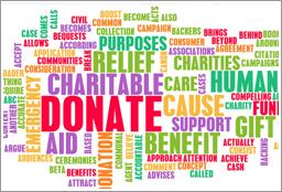 charitable words