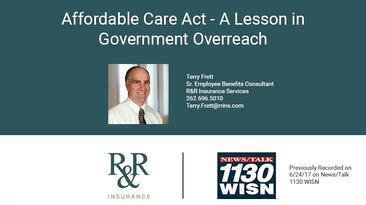 Affordable Care Act A lesson in Government Overreach