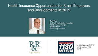 Health Insurance Opportunities for Small Employers