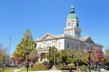 City Hall in Athens, Georgia