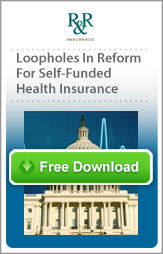 Loopholes in Reform for Self Funded Health Insurance
