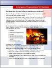 Emergency Preparedness for Business