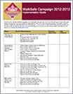 United Heartland, WalkSafe Campaign Implementation Packet
